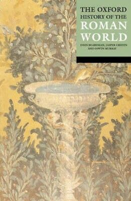 NEW The Oxford History Of The Roman World BOOK (Paperback) Free P&H