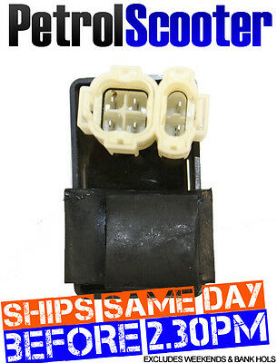 49cc 50cc Unrestricted Derestricted CDI Chinese Scooter 2 4 Pin Plug C D I 6 Pin