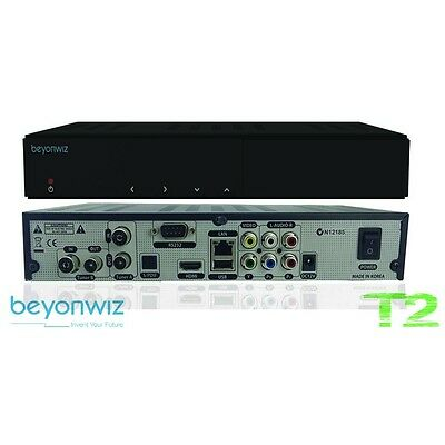 Beyonwiz T2 - Triple Tuner 500GB PVR - Record 8 Channels at Once