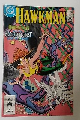 Hawkman (1986 2nd Series) #16 (HUGE AUCTION GOING ON NOW)