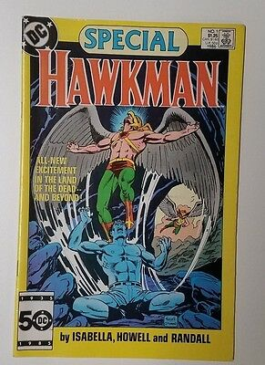 Hawkman Special #1 (1986, DC) (HUGE AUCTION GOING ON NOW)