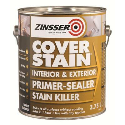 Zinsser Cover Stain Sealers Primers Undercoats Paint Painting