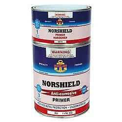 Norshield Anti-Corrosive Primer Marine Care Paint Painting