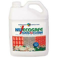 Nu EcoSafe Orgo Clean Cleaning Paint Painting