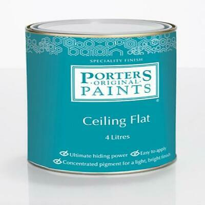 Porters Ceiling White Ceiling Paint