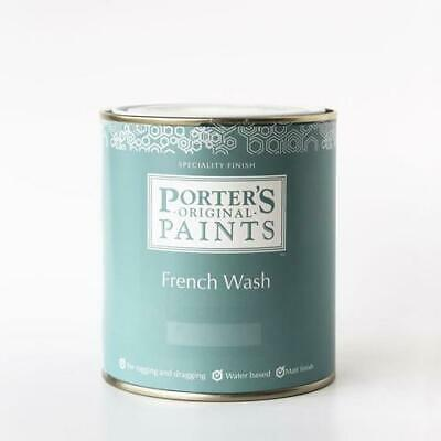 Porters French Wash Specialty Paints Paint Painting
