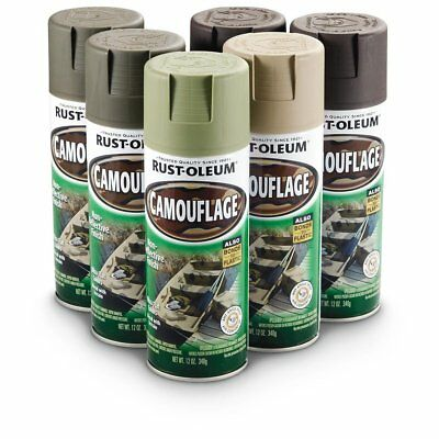 Rustoleum Camouflage Specialty Paints Paint Painting