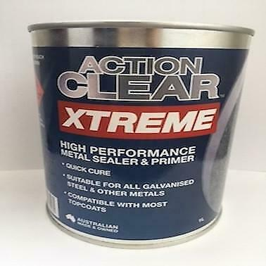 Action Clear Xtreme Corrosion Protection Paint Painting