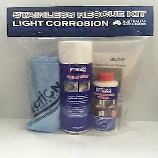 Stain Rescue Light Corrosion Protection Paint Painting