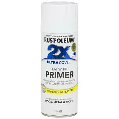 Rustoleum Ultra Cover 2X Primer Spray Paint Paint Painting