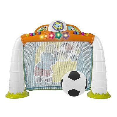 Chicco Fit & Fun Goal League Soccer Trainer With Light & Sounds