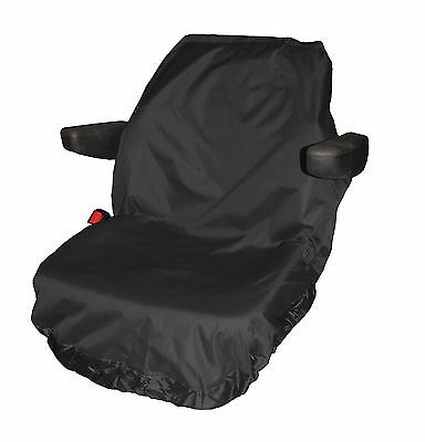 Town and Country Tractor/ Plant Large Seat Cover - Black
