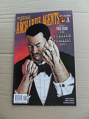 Archard's Agents 1 . Croosgen 2003 - FN / VF