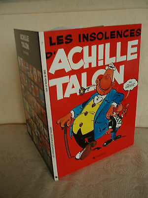 ACHILLE TALON - Les Insolences - N°7 - Greg