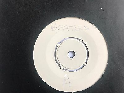 Beatles  Rare Emi Spsr 401 Medley Of Rock & Roll Music Demo -Mint