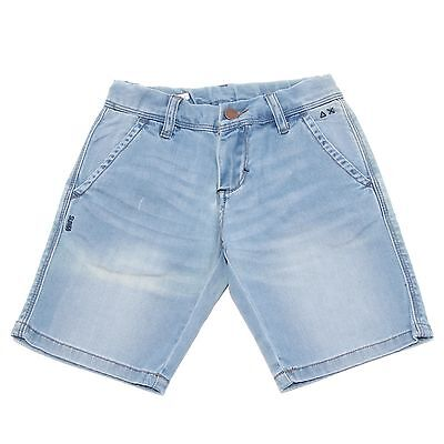 0330T bermuda bimbo jeans SUN 68 denim pant short kid