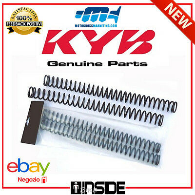 Molle Forcelle Kayaba Yamaha Wr 450 F 12 - 17 4,3 N/mm 454 Mm Kyb481.02780