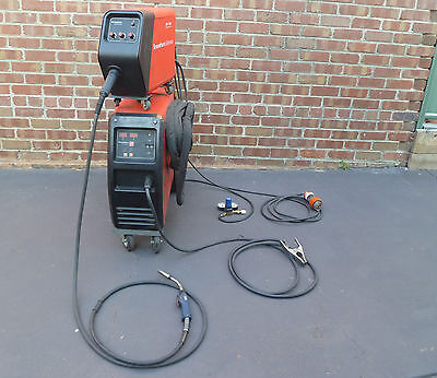 Boc Smootharc Advance 350R Remote Mig Welder & Accessories (3 Phase)