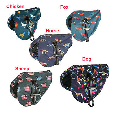 Shires Waterproof Ride-On-Saddle Cover – 233