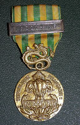 French Foreign Legion Combattants Medal In Indochina