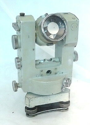 Carl Zeiss Jena seconds-theodolite Theo 010, Theodolite, DDR, Dahlta