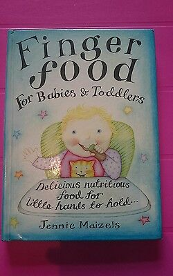 Finger Food for Babies and Toddlers: Delicious Nutritious Food for Little Hands…