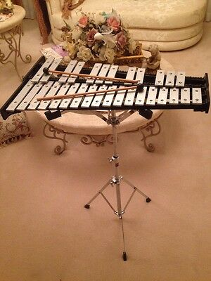 *Xylophone*DIXON* incl Stand/ 2 Sticks/ Lovely Condition/on display.