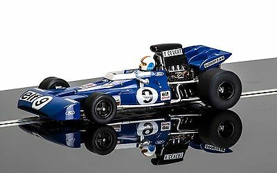 Scalextric 1:32 C3759A Legends Tyrrell F1 No.9 Francois Cevert Slot Car *new*