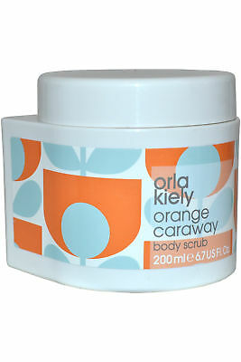 Orla Kiely Exfoliant De Corps 200ml Orange Caraway