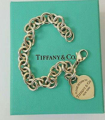 bracciale Tiffany e Co classico originale bracelet  tiffany authentic cuore