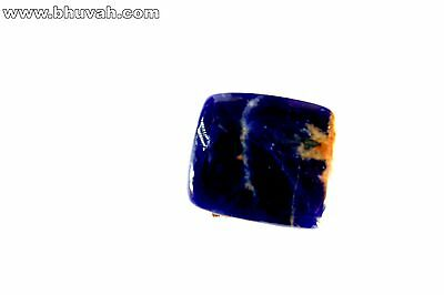 Pure Sodalite Meditation Stone Concentration Power Gemstone  9.54ct