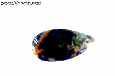 Sodalite Natural Polished Cabochon Gemstone For Husband Gift 8.89ct