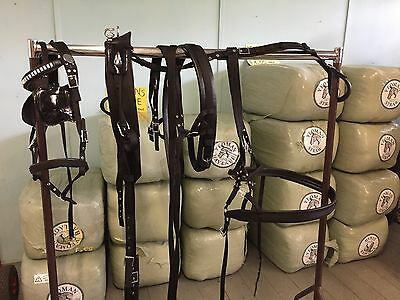 Synthetic Driving Harness - Cob Size max 15.2hh