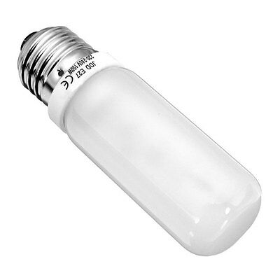 E27 Warm White Studio Strobe Photo Flash Light Bulb No Noise Equipment