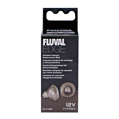 Fluval EDGE Shielded Halogen Replacement Bulb - pack of 2