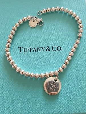 bracciale tiffany e Co originale linea I love you