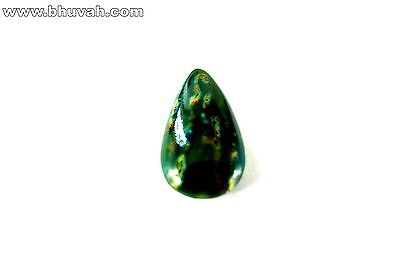 Lucky Gemstone to Attract Someone Bloodstone Marriage Ring Stone 10.29ct