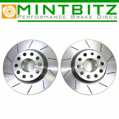 BMW E36 325i 325 Dimpled /& Grooved SPORTS BRAKE DISCS REAR