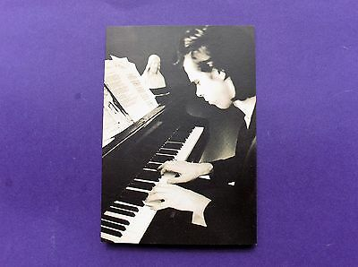 Nick Cave Are You The One That I've Been.. ORIGINAL 1997 PROMO POSTCARD 2 sided