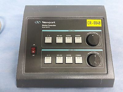 Newport 860-C2,  2Axis Motion Controller System
