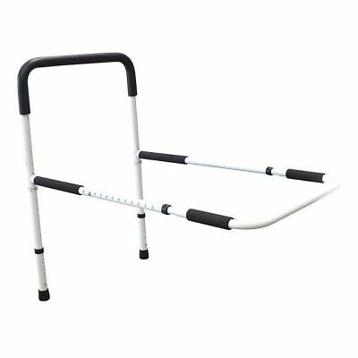 New Safety Support & Bed Grab Bar Disability Aid Bedside Rail Mobility Aid