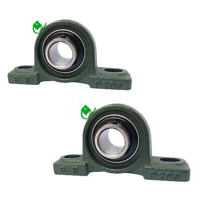 2 PACK UCP209-45 Self-Align Pillow Block Bearing UCP209-45 ZSKL