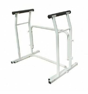 New Free Standing Sturdy Lightweight Safety Mobility Frame Aid Toilet Support
