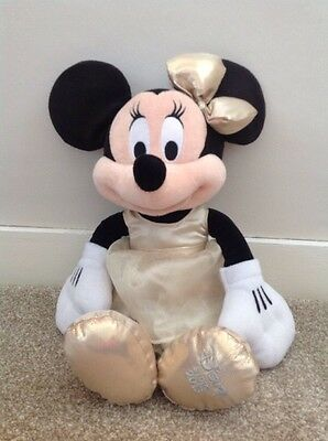 "Minnie Mouse Disney Store Exclusive 16"" Soft Plush"
