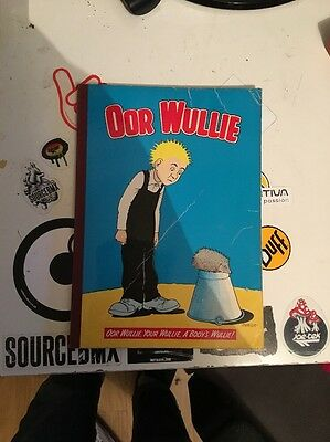 Oor Willie Annual 1970
