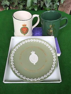 Three Pieces of RUC Police Collectable Ceramics, Wedgewood Wade Etc