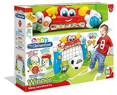 New Clementoni World Cup Winner Educational Playset
