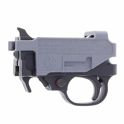 Ruger BX Trigger Drop-In Module 10/22 Rifle / Charger Pistol 22LR NEW 90462