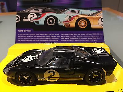 Scalextric Ford GT40 1966 No.2
