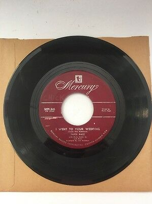 Patti Page - You Belong To Me/ I Went To Your Wedding, 45rpm VG+